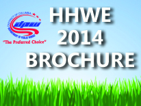 Green Grass Picture with HHWE 2014 Text