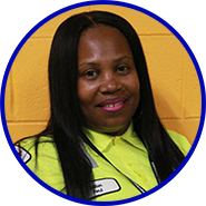 Lillian Ford – Sweeper Operator, SWMA, Street and Alley Cleaning Division