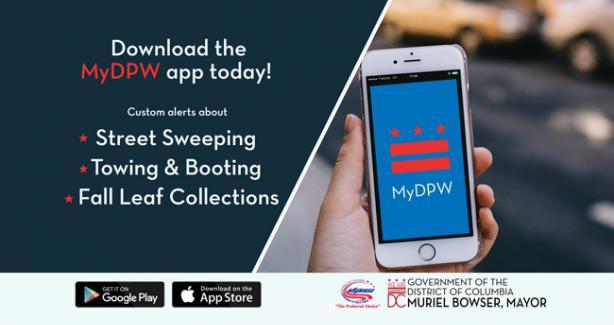 MyDPW App