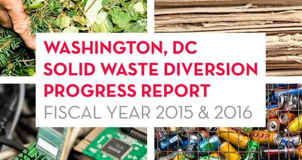 Waste Diversion Report Released