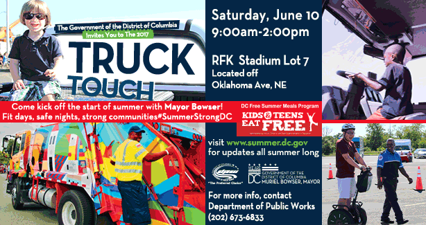2017 Truck Touch Event