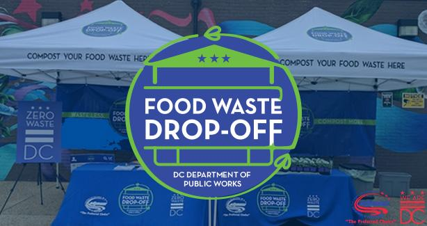 Food Waste Drop Off Slider