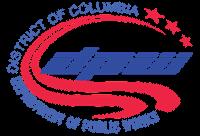 Department of Public Works Logo