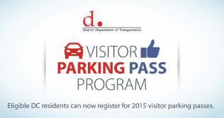 Visitor Parking Pass Program