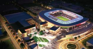 New Soccer Stadium