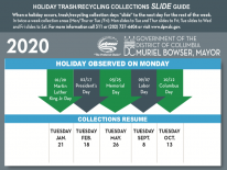 2020 Holiday Slide Guide