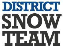 "District Snow Team logo with One-DC as ""O"" in Snow changed back to ""O"""